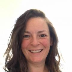Ciara Webb Edinburgh Triathletes Vice President and Welfare Officer
